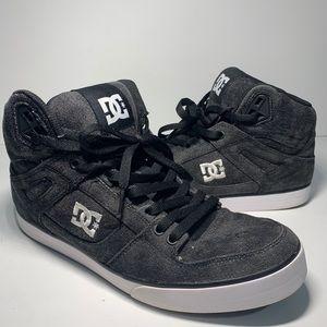DC Shoes Spartan High WC TX SE Black High Skate